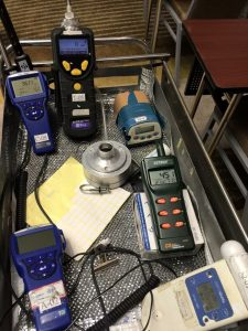 Professional IAQ Monitoring Equipment