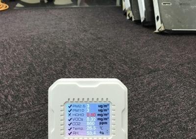 建築材料空氣質素現場檢測