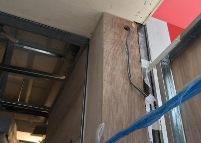 戶外傳感器安裝位置,放一個標準 220V AC 供電制就可以,無需放置訊號線